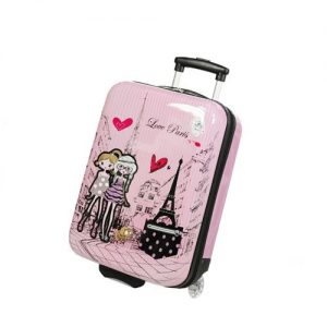 valise girly spéciale fille