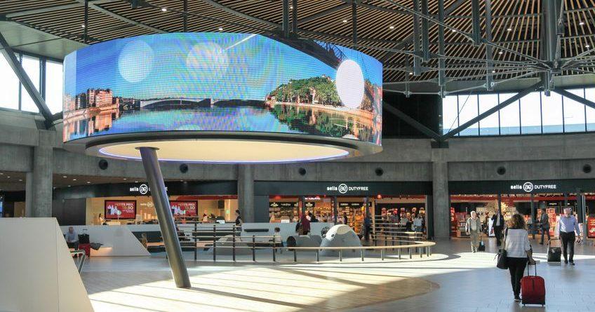 Guide aéroport Lyon saint exupéry
