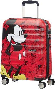 Avis bagage cabnine American tourister disney