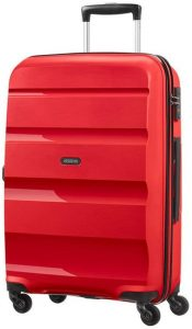 American Tourister bon air rouge