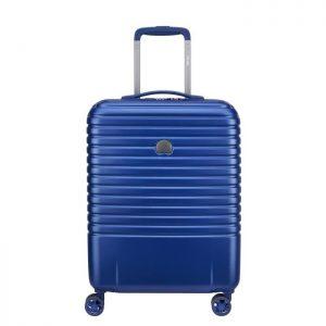 Caumartin + Valise Cabine Sl 4dr 55 Cm Bleu