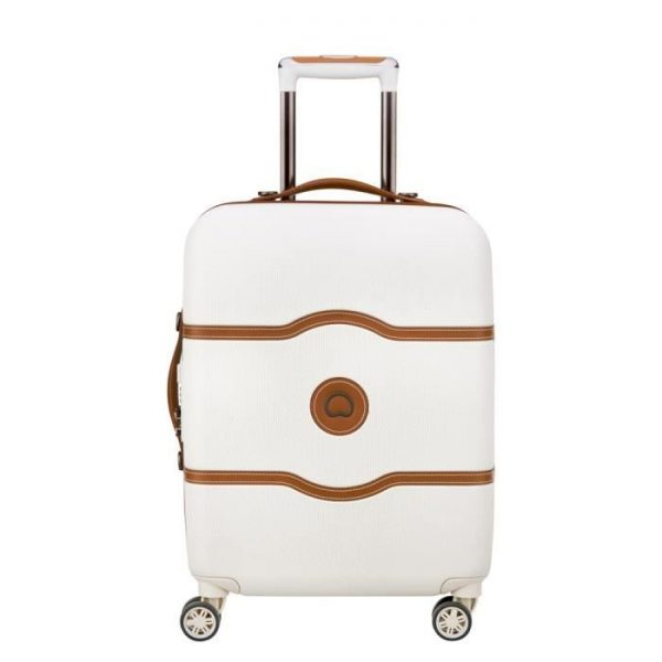 Chatelet Air Valise Cabine Sl 4dr 55 Cm Blanche