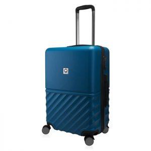 Hauptstadtkoffer Boxi Valise De Taille Moyenne Bleu