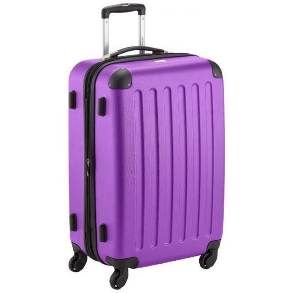 Hauptstadtkoffer Spree Valise De Taille Moyenn Violet