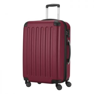 Hauptstadtkoffer Spree Valise Medium 74 Litre Roug Rouge Fonce