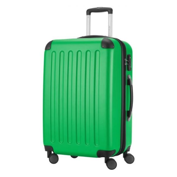 Hauptstadtkoffer Spree Valise Medium 74 Litre Vert Vert Claire