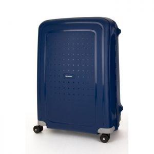 Samsonite S'cure Valise 69*49*29cm Bleu Bleu