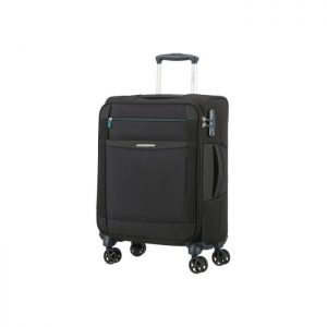 Samsonite Valise Dynamo Spinner 55 Cm (74180) Bl Black