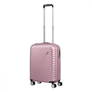Valise American Tourister Jetglam Metallic Pink 55 Metallic Pink