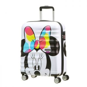 Valise Cabine American Tourister Disney Minnie 55 Disney Minnie