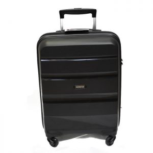American Tourister Valise Cabine Rigide Polypropyl Noire