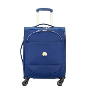 Valise Cabine Delsey Montrouge Bleue Bleu