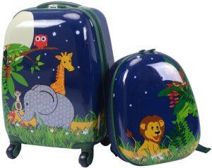 valise cabine enfant à roulettes