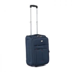 Valise Cabine Extensible David Jones Ba 5028 Bleu Bleu