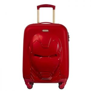 Valise Cabine Iron Man Samsonite Tsa 55 Cm Iron Man