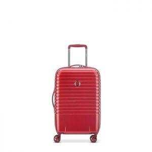 Valise Cabine Rigide Caumartin Plus 55 Cm 14 Etoil Rouge
