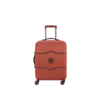 Valise Cabine Rigide Chatelet Air Slim 55 Cm 35 Te Terracotta