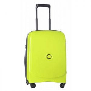Valise Cabine Rigide Delsey 3840803 Citronvert 40 Citron Vert