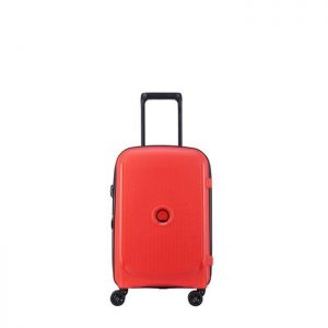 Valise Cabine Rigide Extensible Belmont Plus 55 Cm Orange