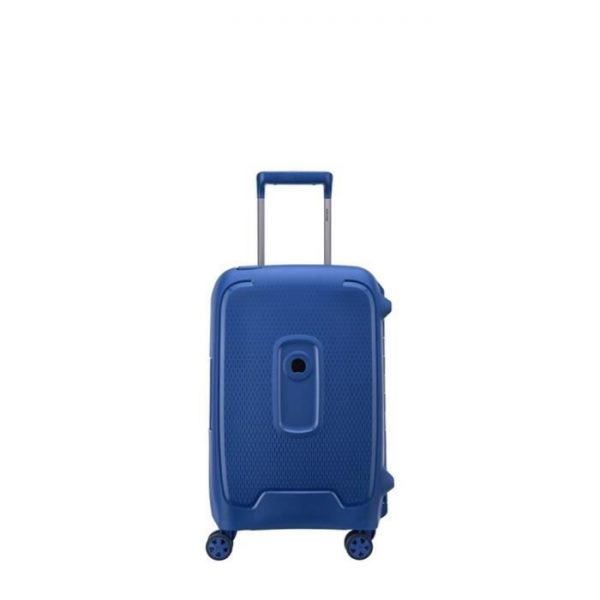 Valise Cabine Rigide Moncey 55 Cm 02 Bleu Bleu