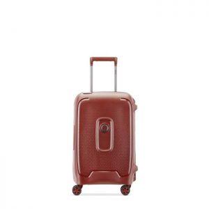 Valise Cabine Rigide Moncey 55 Cm 35 Terracotta Terracotta