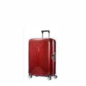 Valise Cabine Rigide Neopulse 55 Cm Metallic Red 1 Metallic Red