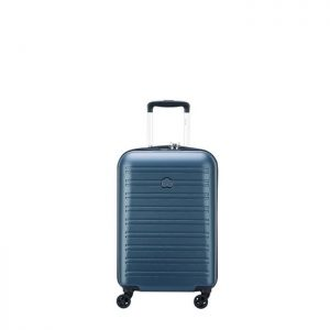Valise Cabine Rigide Segur 2.0 55 Cm 02 Bleu Bleu