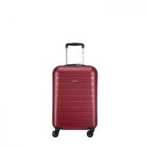 Valise Cabine Rigide Segur 2.0 55 Cm 04 Rouge Rouge