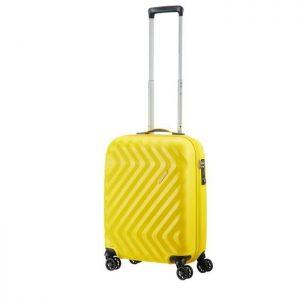 Valise Cabine Rigide Zigg Zagg 55 Cm 0624 (16) Sol Solar Yellow