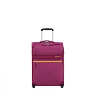 Valise Cabine Souple 2 Roues Matchup 55 Cm 1283 Deep Pink Deep Pink