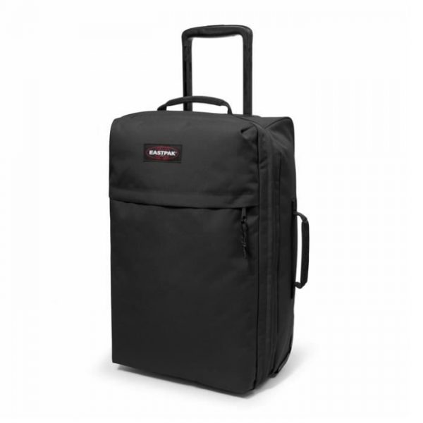 Valise Cabine Souple 50.5 Cm Traffik Light Black 0 Black