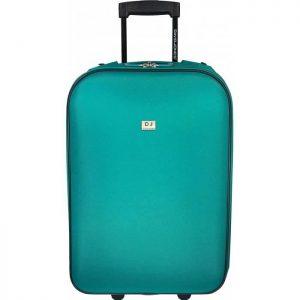 Valise Cabine Souple David Jones 54 Cm Turquoise Turquoise