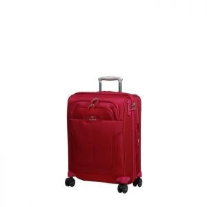 Valise Cabine Souple Duosphere Extensible 55 Cm 65 Granitared