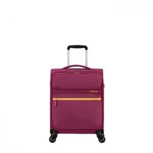 Valise Cabine Souple Matchup 55 Cm 1283 Deep Pink Deep Pink