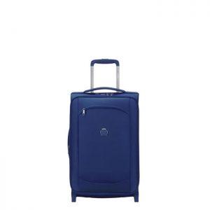 Valise Cabine Souple Montmartre Air Slim 2.0 55 Cm Bleu