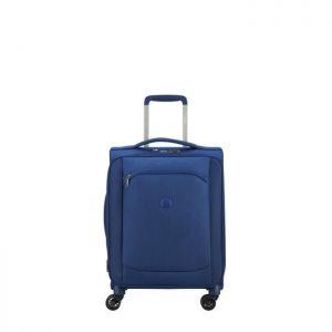 Valise Cabine Souple Montmartre Air Slim Extensibl Bleu
