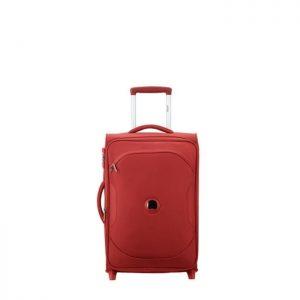 Valise Cabine Souple Slim Extensible U Lite Classi Rouge