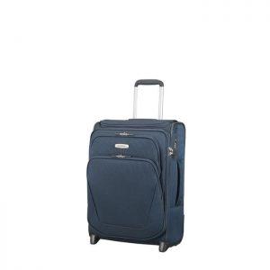 Valise Cabine Souple Spark Sng Poche Supérieure 55 Blue