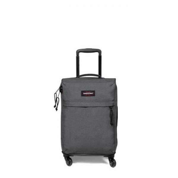 Valise Cabine Souple Traf'ik 4 S 53cm Black Denim Black Denim