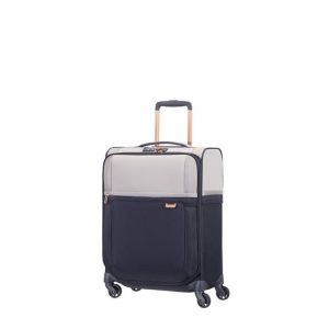 Valise Cabine Souple Uplite 55cm Pearl/blue 5328 ( Pearl/blue
