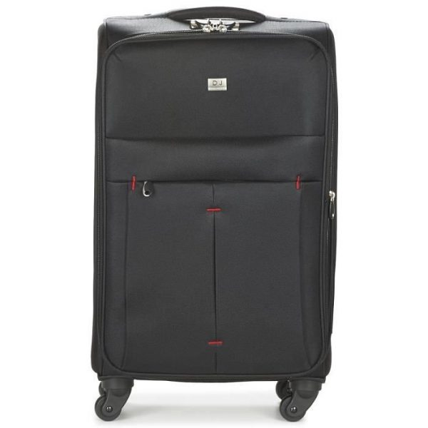 Valise Extensible David Jones Ba 5028 Noir 68,5 Cm Noir
