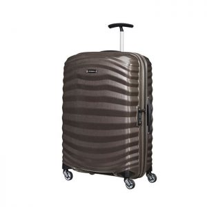 Valise Rigide Lite Shock 75 Cm 1902 Walnut Walnut