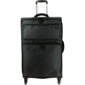 Valise Souple David Jones 77cm Noir Ba50311g Noir