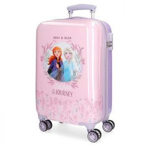 Valise Trolley Cabine Rigide Frozen 2 Violet Frozen 2